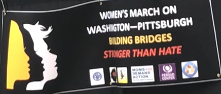 women's march on washington - pittsburgh